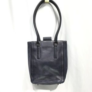Coach Bag Vintage Bonnie Legacy 9422 Black Tote